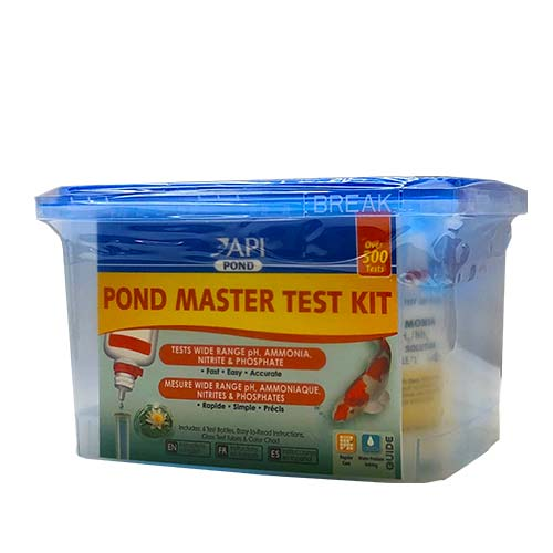 API/POND CARE: MASTER LIQUID TEST KIT