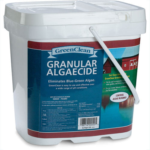 Biosafe GreenClean Granular Algaecide For Rapid Algae Control