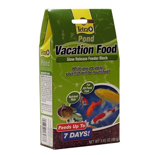 Tetra Vacation Fish Food Pondgardener