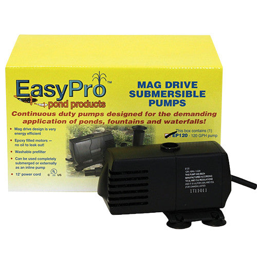 EasyPro Submersible Magnetic Drive Pump