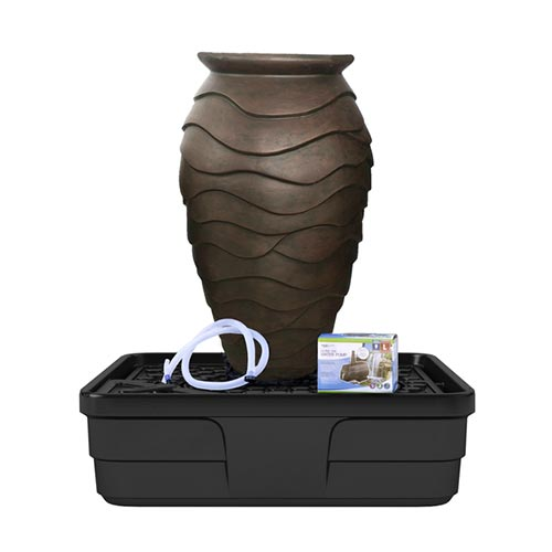 Aquascape Medium Scalloped URN Kit