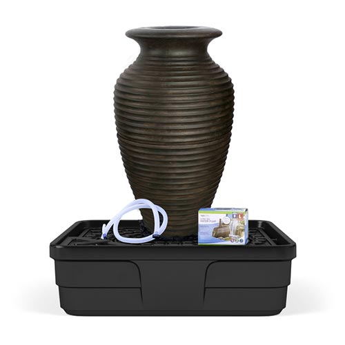 Aquascape Medium Rippled URN Kit