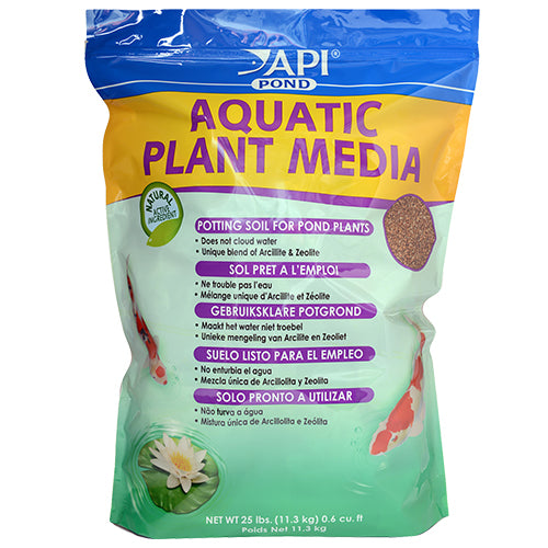 API/POND  AQUATIC PLANT MEDIA