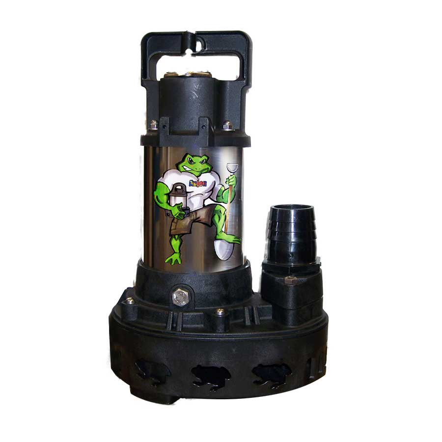 Anjon Big Frog Direct Drive Waterfall Pumps