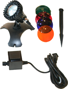 Pro Eco Halogen Underwater Light Kit