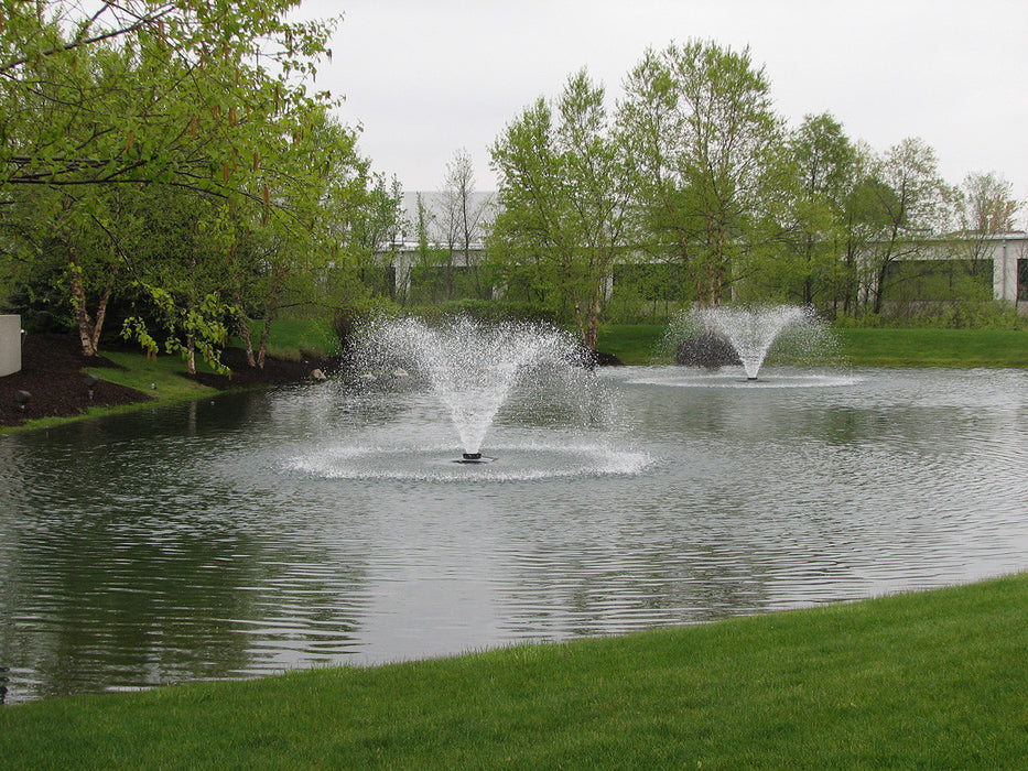 SCOTT AERATOR: DA-20 DISPLAY AERATOR FOUNTAIN- 2HP