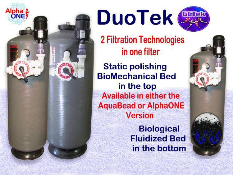 DuoTek Pond Filters