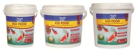 API POND NUTRITION:  KOI FISH FOOD