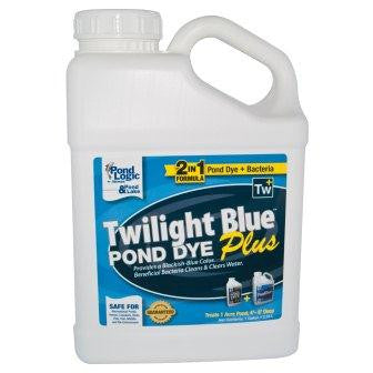 AIRMAX/POND LOGIC TWILIGHT BLUE PLUS 1-GAL