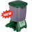 FISH MATE: POND FISH FEEDER #P7000