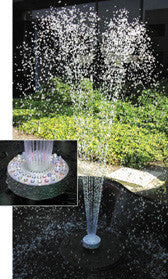 ALPINE SPRAY FOUNTAIN