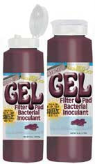 MICROBE LIFT FILTER PAD GEL BACTERIA
