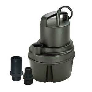 PONDMASTER/MAINSTREAM:  6MSP UTILITY SUMP PUMP