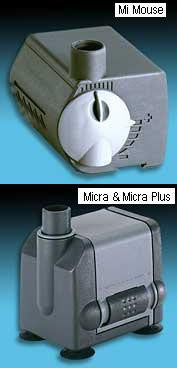 SICCE FOUNTAIN PUMPS MI MOUSE & MICRA