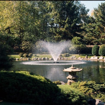 KASCO 3HP 3.1JF DECORATIVE AERATING FOUNTAINS