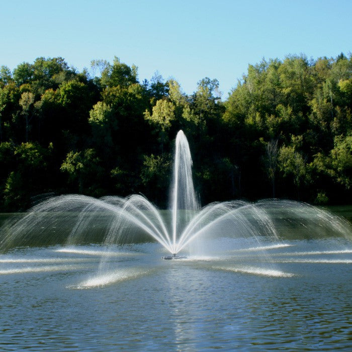 KASCO 5HP 5.1 JF AERATING FOUNTAIN