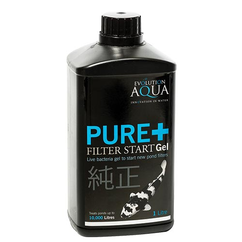 Evolution Aqua PURE Filter Start Gel