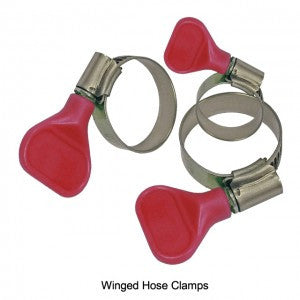 Winged Hose Clamps