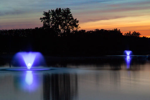 Scott Aerator Color-Changing LED Fountain Lights