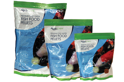 Aquascape Cold Water Fish Food Pellets