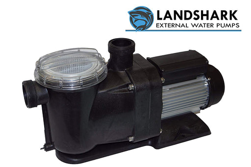 Anjon Landshark Series - External Pumps