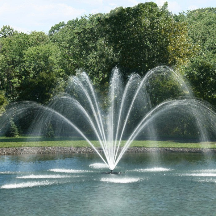 KASCO 3HP 3 PHASE 3.3 JF FLOATING DECORATIVE  FOUNTAIN