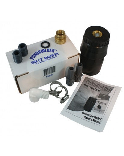 PondBuilder: Automatic Water Fill Kit - 1/2""