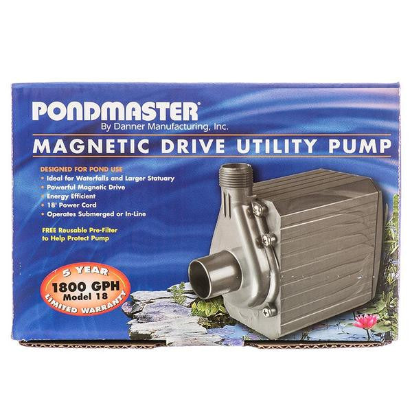 Pondmaster: Pond Mag Pumps