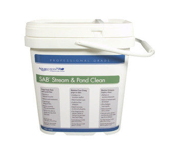 Aquascape SAB Stream/ Pond Cleaner Dry 9-lb