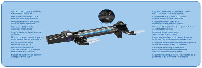 AquaKlear UV Clarifier/Sterilizer