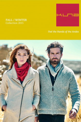 Kuna Autumn / Winter Catalogue 2015