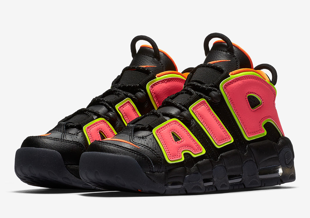 Women's Air More Uptempo Hot Punch