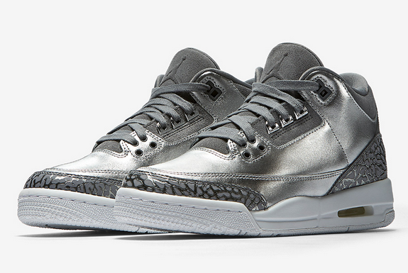 "Women's BG Air Jordan 3 Premium ""Heiress"""
