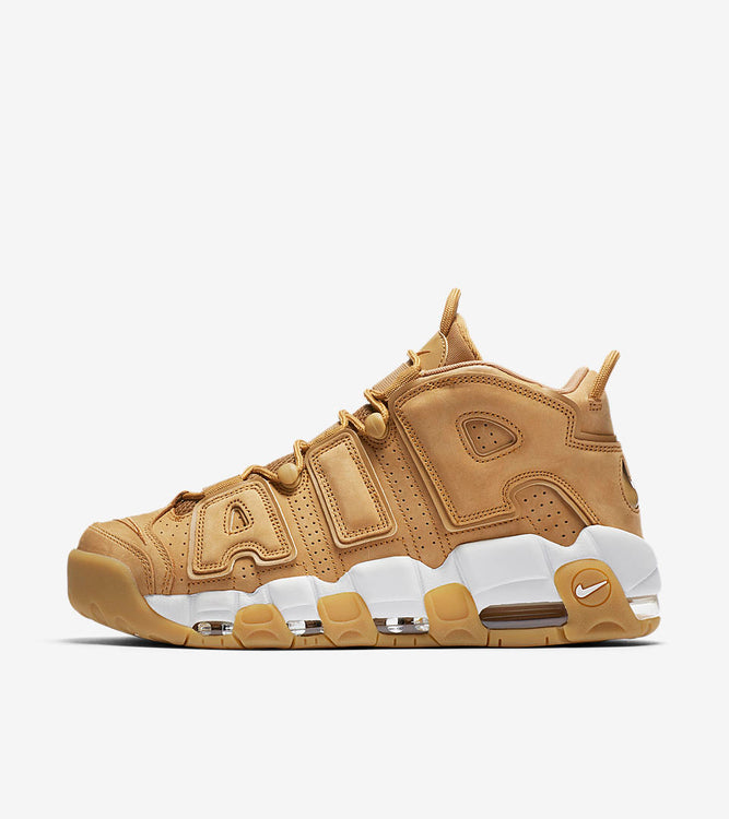 "NIKE AIR MORE UPTEMPO '96 PREMIUM ""FLAX"""