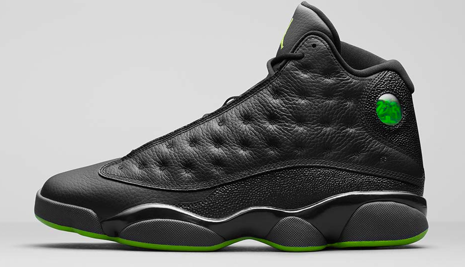 "The Air Jordan 13 ""Altitude"" 2017 Retro"