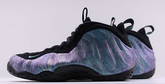 "Nike Foamposite One ""Abalone"""