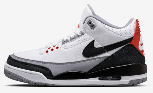 8f8794560743 Air Jordan 3 Tinker Hatfield