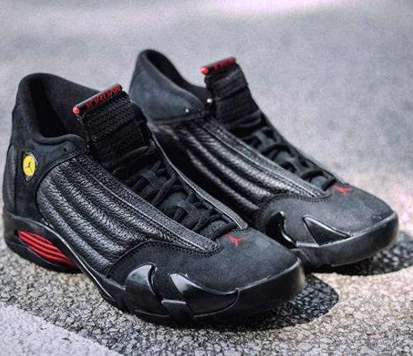 "new style d0a50 ae688 Air Jordan 14 Retro ""Last Shot"""