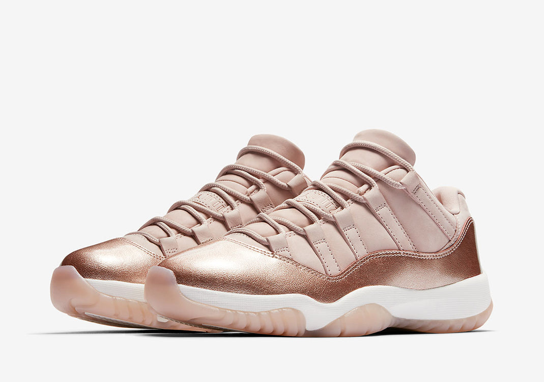 "Women's GG Air Jordan 11 Retro ""Copper"""