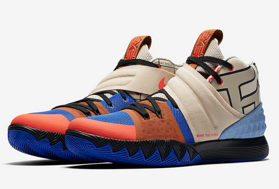 "What The"" Kyrie S1HYBRID"