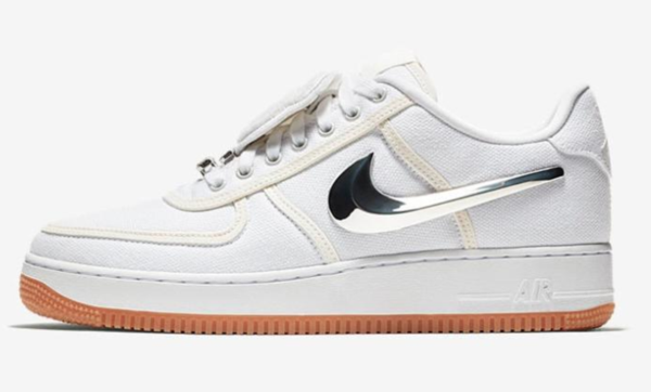 TRAVI$ SCOTT X NIKE AIR FORCE 1 LOW