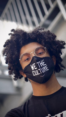 THE WE THE CULTURE MASK