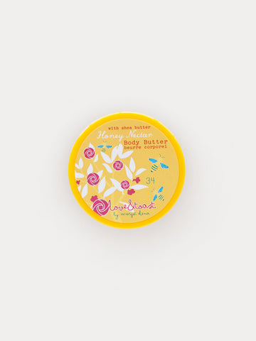 Love & Toast Honey Nectar Body Butter