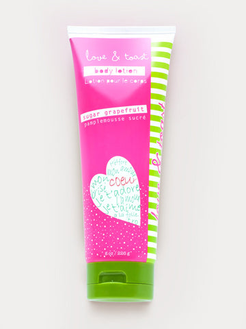 Love & Toast Sugar Grapefruit Body Lotion
