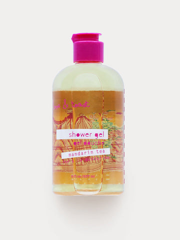 Love & Toast Mandarin Tea Shower Gel