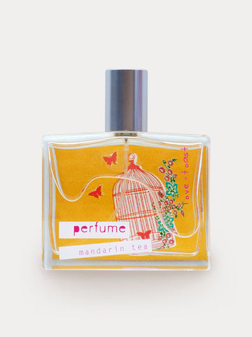 Love & Toast Mandarin Tea Perfume