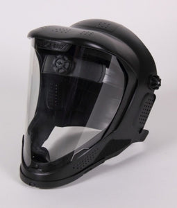 UTM Full Face Protective Helmet included neck protection not shown