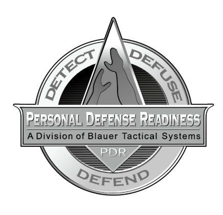 Blauer Personal Defense Readiness