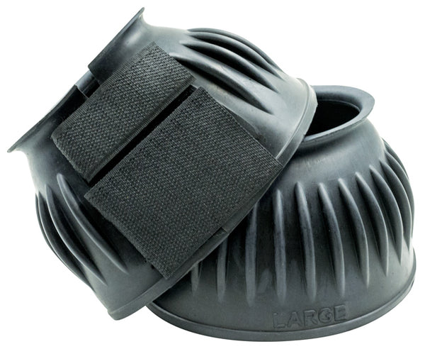 Equi-Tek Bell Boots with Velcro