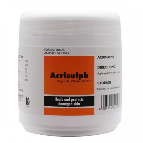 Acrisulph Ointment 500g